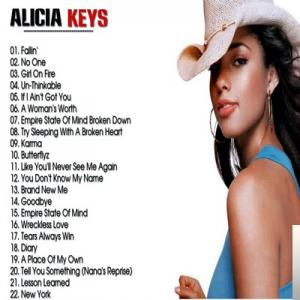 Alicia Keys The Best Song