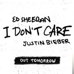feat Justin Bieber-I Dont Care